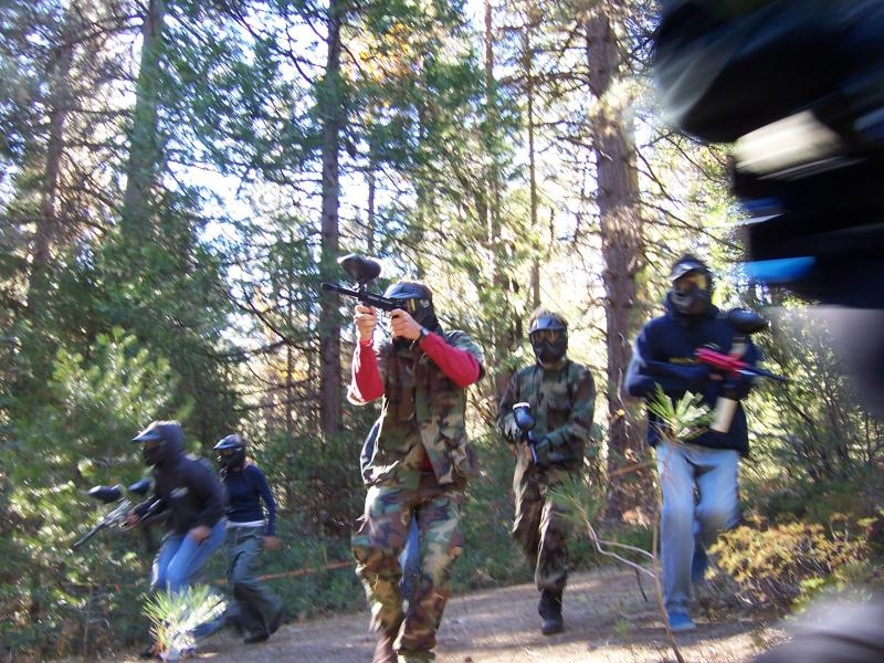 Paintball Friesland