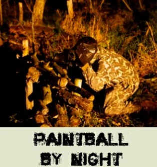 Paintball by Night