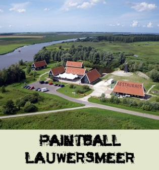 Paintball Lauwersmeer