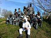 Ervaring Paintball Xperience